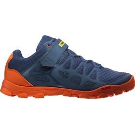Mavic Crossride - Chaussures Homme - orange/bleu